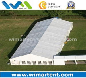 20m White Marquee for Weddings Fairs Public & Private Events