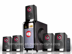 5.1CH Subwoofer DVD Home Theater Speaker with Bluetooth pictures & photos
