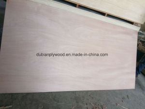Okoume Plywood for Packing and Furniture Application pictures & photos
