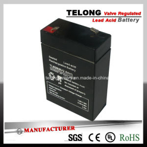 Rechargeable Lead Acid Battery for Toys (6V2.8ah) pictures & photos
