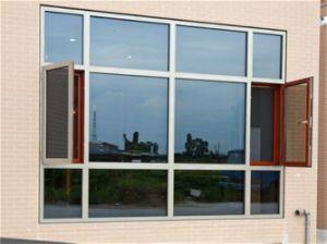Aluminum Curtain Wall Design : China simple design aluminum frame curtain wall with tempered