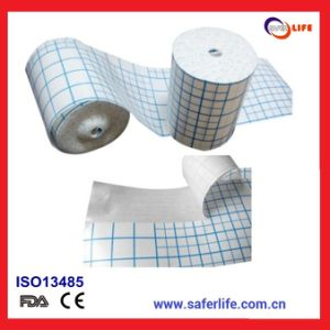 2015 Wound Fixation Dressing Non Woven Adhesive Dressing Fix Tape Bandage pictures & photos
