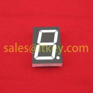 1.8 Inch Single Digit 7 Segment LED Display pictures & photos