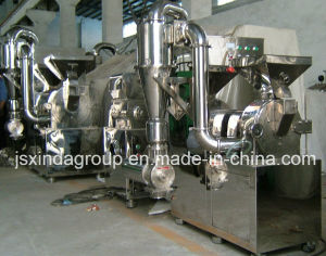 Herbal Medicine Pulverizer Spice Grinding Machine pictures & photos