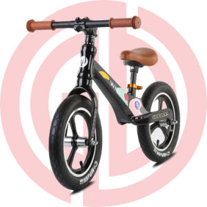 "12"" Lightweight Balance Bike for 3-6 Years Old Toddlers, No-Pedal"