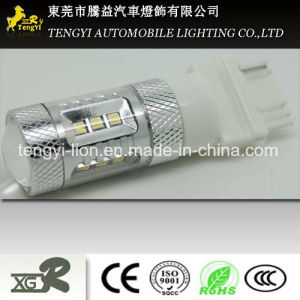 15W LED Car Light Auto Fog Lamp Headlight with 3156/3157, T20, H1/H3/H4/H7/H8/H9/H10/H11/H16 Light Socket CREE Xbd Core