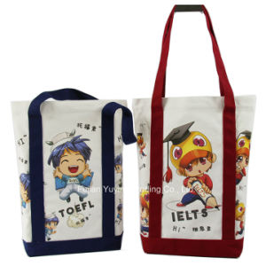 Customized Promotional Tote Organic Cotton Bag