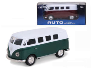 Pull Back Toy Bus Die Cast Car Model Car (H1459031) pictures & photos