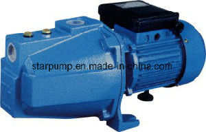Ce Certificated 1HP 0.75kw Self-Priming Jet Water Pump