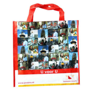 PP Non Woven Tote Shopping Bag for Garment pictures & photos