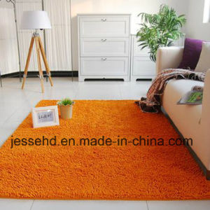 Chenille Door Mat Kids Floor Carpet with PVC Backing pictures & photos