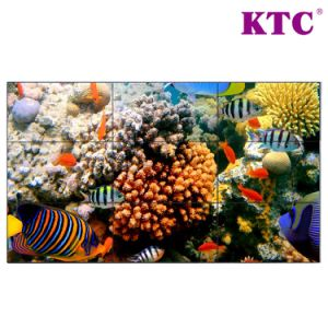 46 Inch 3.7mm Samsung LCD Video Wall with Narrow Bezel pictures & photos