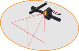 Laser Modules Supplying for Garden Light /Golf Field/Indicating pictures & photos
