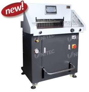 Simple Innovative Products Program Control Paper Guillotine Cutting Machine H520rt