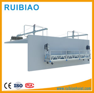 Construction Suspended Platform, Aerial Working Platform, Cradle Lift, Building Cleaning Gondola pictures & photos