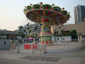 Popular Amusement Equipment Flying Chairs pictures & photos