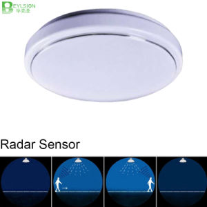 12W LED Radar Sensor Ceiling Lamp Lights