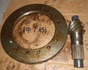 Truck Parts- Crown Wheel&Pinion for 6wf1/10PE1 (1-41210287-0) pictures & photos