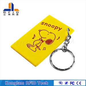 Customized Cartoon PVC Smart RFID Card pictures & photos