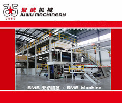 Non Woven Machine (S, SS, SMS, SMMS, SMMMS) pictures & photos