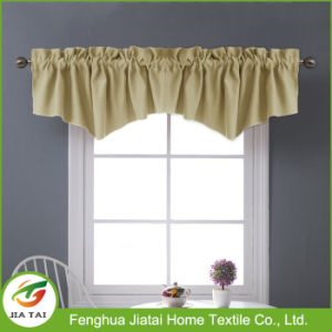 Custom Cheap Window Coverings Kitchen Valances and Curtains