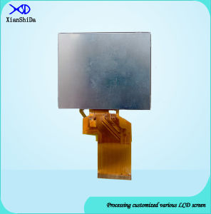 Multiplex Drive LCD Module Luminance 500CD/M² 3.5 Inch LCD Screen pictures & photos