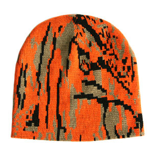 China New Jacquard Knitted Hat (JRK043) - China Beanie, Knitted Hat