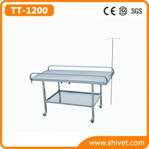 Veterinary Stainless Steel Transfusion Table (TT-1200) pictures & photos