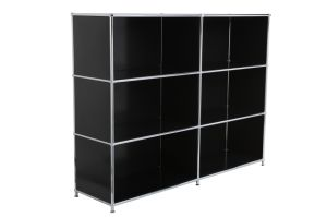 Toy Display Stainless Steel Filing Cabinet with Panels pictures & photos