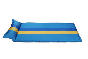 Outdoor Pillow Top Sleeping Pad Mat Mattress