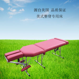 Stainless Steel Portable Chiropractic Table, Popular in USA pictures & photos