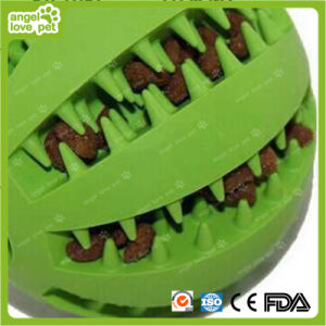 Food Leakage Pet Toys Rubber Pet Product pictures & photos