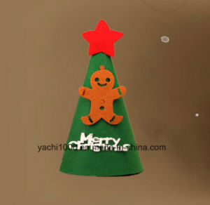 Christmas Hat and Stocking Decoration pictures & photos