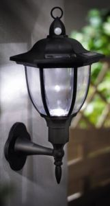 Motion Sensor Solar Wall Light pictures & photos