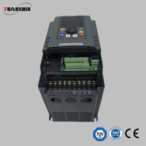 Chinese Manufacturer Yuanshin 9000 Series Sensorless Vector Control Frequency Inverter/Converter for Elevator 380V/415V 0-500Hz