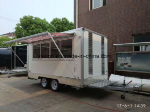 Yieson Made Mobile Food Van for Sale pictures & photos