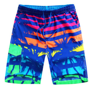 Factory OEM 2017 Summer Fashion Beach Wear Men Swim Wear Shorts pictures & photos