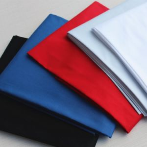 Woven Textile Elastic T400 Polyester Cotton Fabric for Shirt