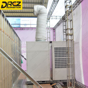 20 Ton Large Exhibition Tent Temporary Air Conditioner Manufacturer