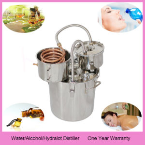 30L DIY Moonshine Starter Kits Home Distiller Alcohol Still