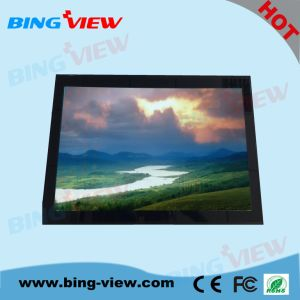 "21.5""Free Bezel Projective Capacitive Touch Screen Monitor for Commercial Kiosk"