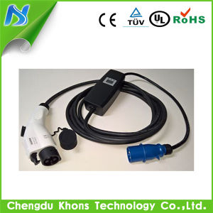 China 32a 16a Type 1 Portable Ev Charger For Electric Vehicle