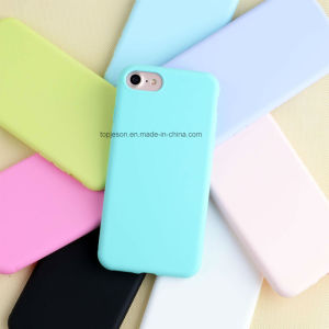 Candy Colors Matte Ultra Thin Soft Phone Case for iPhone 7/7 Plus