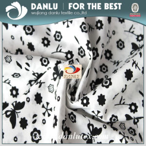 Elastic Poplin Fabric with Fashion Printed for Shirt pictures & photos