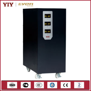 3 Phase Voltage Stabilizer 60kVA AC Automatic Voltage Regulator Electrical Stabilizer pictures & photos