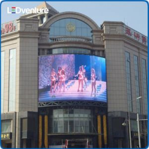 P8 Outdoor Front Service LED Billboard for Advertising