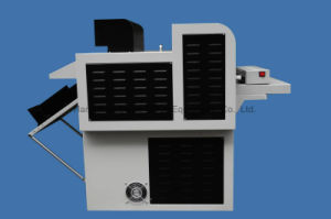 Automatic UV Coating Machine Wd-650c pictures & photos