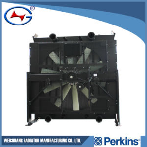 4016-Tag2a-P-3 Aluminum Radiator Water Cooling Radiator for Diesel Generator pictures & photos