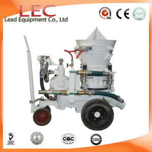 Lz-3er Variable Output Designed for Refractory Shotcrete Gunning Machine pictures & photos