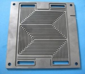 China Graphite Bipolar Plate for Pem Fuel Cell - China Bipolar Plate,  Graphite Plate